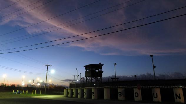"""In a letter to the White House, 24 senators said the U.S. military prison at Guantánamo Bay, Cuba """"has damaged America's reputation, fueled anti-Muslim bigotry, and weakened the United States' ability to counter terrorism and fight for human rights and"""