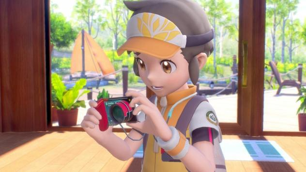In the <em>Pokémon Snap</em> games, you're not capturing mons and forcing them to fight — you're taking pictures of them in their natural habitats.