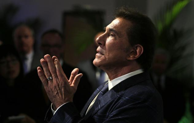 RNC wont return money from Steve Wynn yet, despite sexual harassment claims