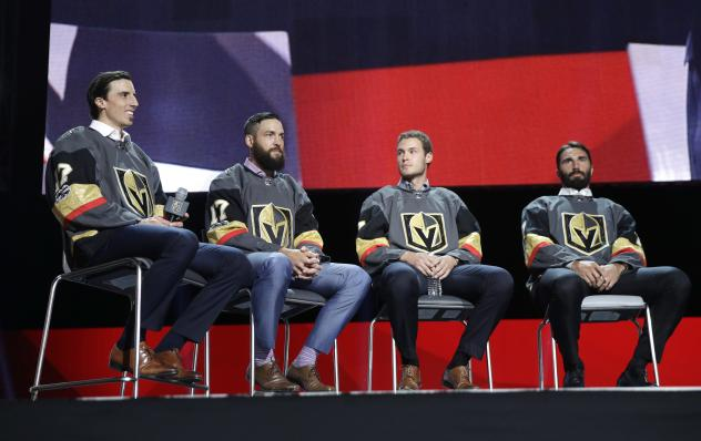 Fleury leads Vegas Golden Knights' expansion draft choices