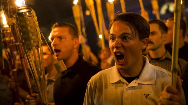 Charlottesville crisis: Twitter account names and shames white supremacists