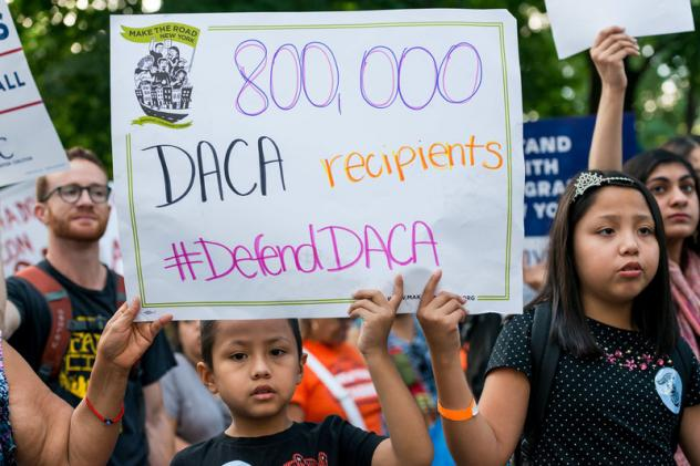 Justice Department says it will petition Supreme Court to review DACA lawsuit