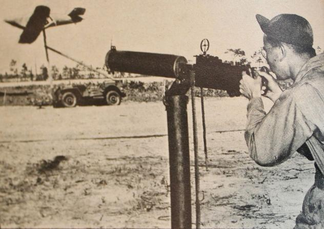 1944 United States Air Force Gunnery Training