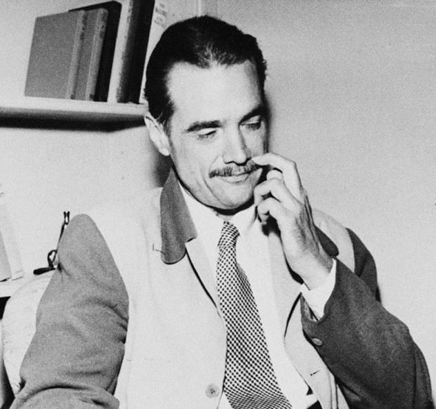 Howard Hughes | Photo courtesy of UNLV Special Collections