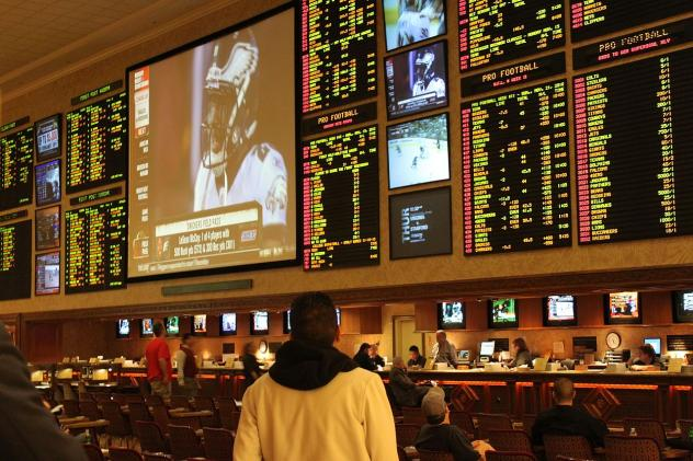 SCOTUS clears way for legalized sports betting