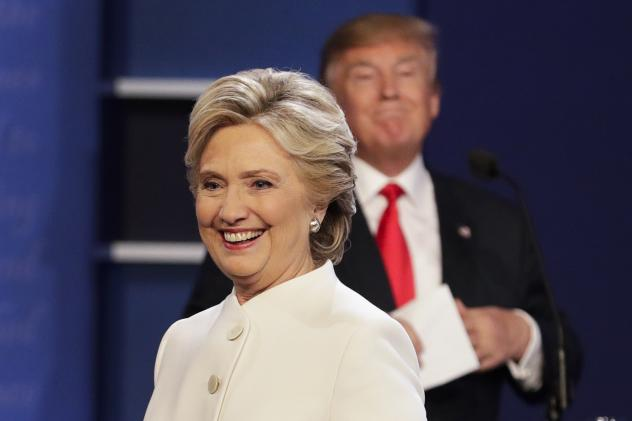 Trump whines Clinton knew debate questions ahead of time