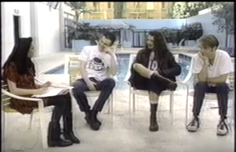 Soundgarden (interview) - January 29th, 1992
