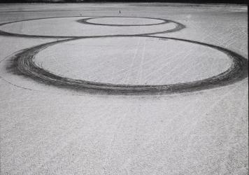 Round and Round with Michael Heizer