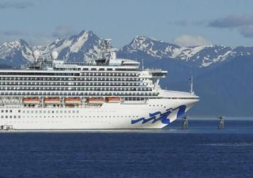 """""""What we want to do is make sure that our fantastic tourist industry, including the cruise ships, including our hospitality in our ancillary businesses, have an opportunity to get back to where they were,"""" Alaska Gov. Mike Dunleavy said"""
