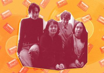 """Hearing Tiger Trap's self-titled debut, released in 1993, was a turning point for writer Maria Sherman. """"Tiger Trap's tender pop was punk in a hushed tone,"""" she says. """"I was, and remain, hooked."""""""