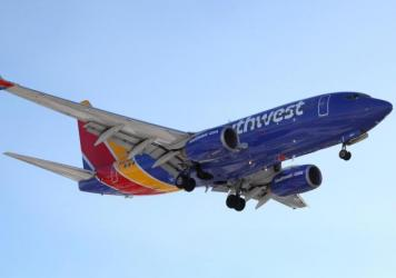 A systemwide outage Monday night affected Southwest Airlines flights across the country.