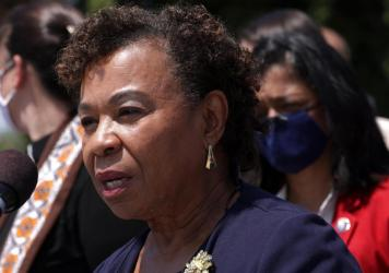 A bill from Rep. Barbara Lee, D-Calif., that would repeal the 2002 authorization of military force in Iraq now has more than 130 cosponsors in the House.