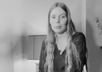 Joni Mitchell's <em>Blue</em>, which turns 50 years old on June 22, 2021, is an inquiry into personal storytelling, a document of the process of sharing heartache that changes every time someone hears it.