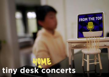 From the Top alums perform a Tiny Desk (home) concert.