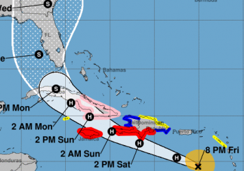 Hurricane Elsa is beginning a journey through the Caribbean. In addition to other damage, it could interfere with the search and rescue operation at the collapsed condo in Surfside, Fla.