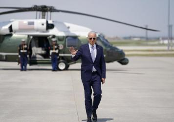 After President Biden began pulling U.S. troops from Afghanistan, conditions in the country deteriorated.
