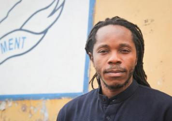 Sierra Leone's minister of education and chief innovation officer David Moinina Sengeh is a man of many talents. He's using mobile phone technology to improve daily life, he invented a way to make a prosthetic limb with a computer-assisted technique and