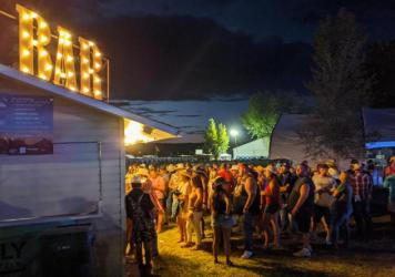 Thousands gathered for a three-day country music festival in western Colorado in late June. Cases of the delta variant of the coronavirus are spreading quickly in the area, but the public health department said that, by the time the risk had become clear