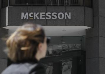 McKesson, AmerisourceBergen and Cardinal Health have agreed to a $1.1 billion settlement with the state of New York over their alleged role in opioid distribution.