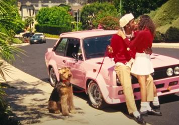 """In """"Side Street,"""" a promotional video for his new album <em>Call Me If You Get Lost</em>, Tyler, The Creator plays out a fantasy version of a narrative that appears on the album's climactic song, <em></em>""""Wilshire,"""" in which he engages in a deep but doo"""