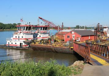 Tourists still stop by to see the confluence of the Mississippi and Ohio rivers in the city of Cairo, Ill., where commercial ships dock on the banks. A long history of racial tension dating to the Civil War still stings in Cairo. And like many rural town