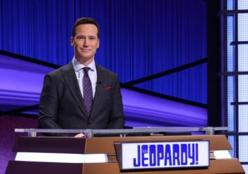 Mike Richards is the new host of the daily syndicated game show <em>Jeopardy! </em>Maybe you've heard of it.