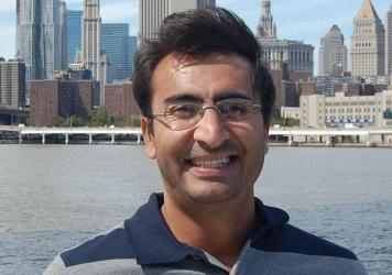 Zalmai Yawar is a Ph.D. candidate in geology at Indiana University. He was Scott Simon's translator during a reporting trip in Afghanistan in 2002.