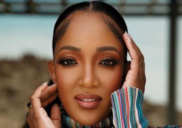 Mickey Guyton's roséwave playlist features Destiny's Child, Maren Morris, India.Arie and Tenille Townes.