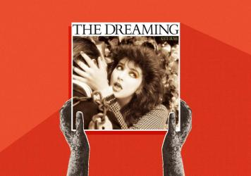 Occasionally, a woman artist will make it her mission to speak as the monster others fear her to be, turning shame into strength. That's the power of Kate Bush's <em>The Dreaming</em>.