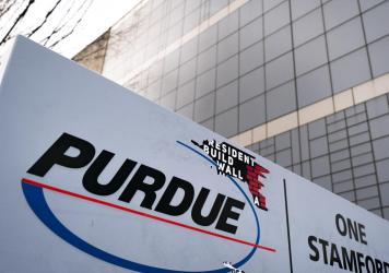 With a federal judge poised to approve the Purdue Pharma's controversial Chapter 11 plan, the company is working behind the scenes to preempt a legal challenge by the Department of Justice.