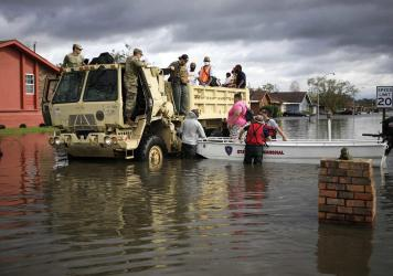 Climate change is increasingly becoming a public health threat, experts warn. Thousands were displaced and dozens died during Hurricane Ida.