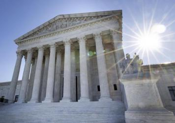 The high court has conducted oral arguments remotely since May 2020 as a result of the coronavirus pandemic.