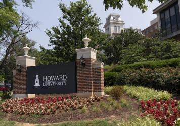 Howard University, pictured in Washington, D.C., in July, is investigating a ransomware attack that it detected ahead of the holiday weekend.