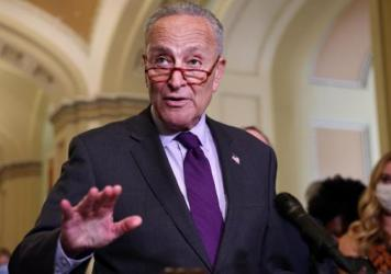 Senate Majority Leader Charles Schumer, D-N.Y., has promised to pursue alternative paths to include immigration reform in a budget bill after the chamber's parliamentarian ruled against his party's effort.