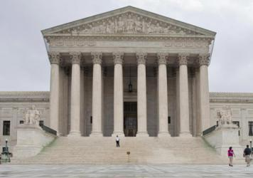 The Supreme Court will hear oral arguments on Dec. 1 in the case <em>Dobbs v. Jackson Women's Health Organization</em>, which has the potential to pose a serious challenge to <em>Roe v. Wade.</em>