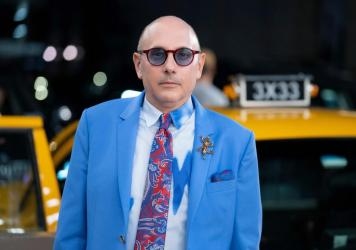 """In this undated photo provided by HBO, actor Willie Garson appears as Stanford Blatch in """"And Just Like That."""" Garson, who played Stanford Blatch, on TV's """"Sex and the City"""" and its movie sequels, has died, his son announced Tuesday, Sept. 21, 2021. He w"""