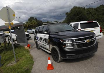 Law enforcement agencies are continuing their search in a Sarasota County, Fla., nature reserve for Brian Laundrie, a person of interest in the death of Gabby Petito. The families of Jelani Day and Daniel Robinson, who have been missing for weeks and mon