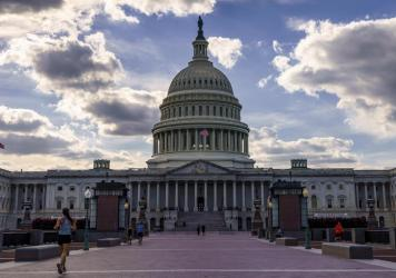 The U.S. House of Representatives is set to vote on a bill to protect abortion rights on Sept. 24, 2021.