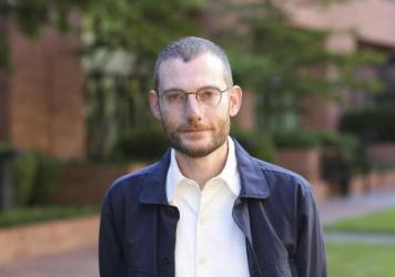 """Trevor Bedford, a computational virologist, has been named a MacArthur Fellow for his work on SARS-CoV-2. His early reaction: """"Scary."""""""