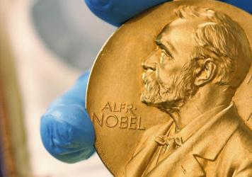 """The 2021 Nobel Prize in Chemistry was awarded to Benjamin List and David MacMillan, two scientists who pioneered an """"elegant"""" new method of building molecules, known as asymmetric organocatalysis."""