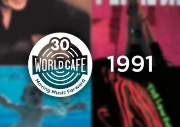 World Cafe celebrates 30 years with a 1991 playlist
