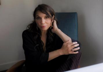 Lara Downes, whose series <em>Rising Sun Music</em> re-centers compositions from historically marginalized composers.