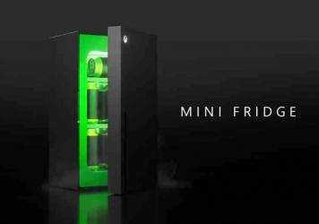 Microsoft's new Xbox mini fridge allows gamers to keep their drinks and snacks cool. The product sold out minutes after going up for preorder in the U.S., but is set to return in December.