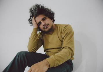 """""""The way I talk about and think about sound and music is to think about things being shapes and colors and textures,"""" Helado Negro tells NPR. """"That's, as much as it is musical, kind of like a language."""""""