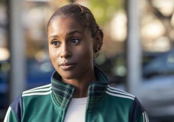 Issa Rae stars in HBO's 'Insecure.'
