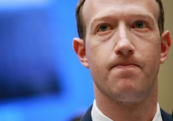 Facebook CEO Mark Zuckerberg testifies on Capitol Hill in April 2018. A trove of insider documents known as the Facebook Papers has the company facing backlash over its effects on society and politics.