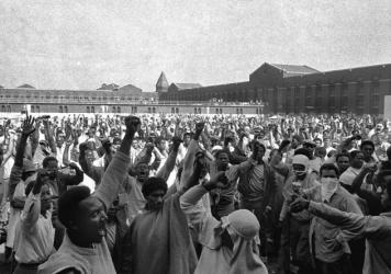In September 1971, prisoners at Attica prison in update New York revolted in protest of inhumane living conditions.