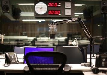 How would <em>you</em> sound in front of an NPR microphone?