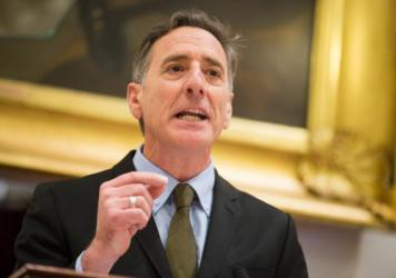 Publicity from Vermont Gov. Peter Shumlin's State of the State address last January drove up demand for addiction treatment in the state.
