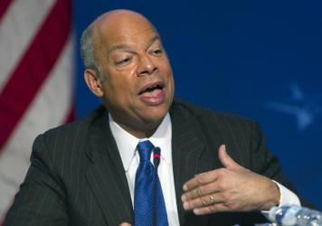 "Department of Homeland Security Secretary Jeh Johnson says a video released by al-Shabab ""reflects [a] new phase"" for terrorism networks."
